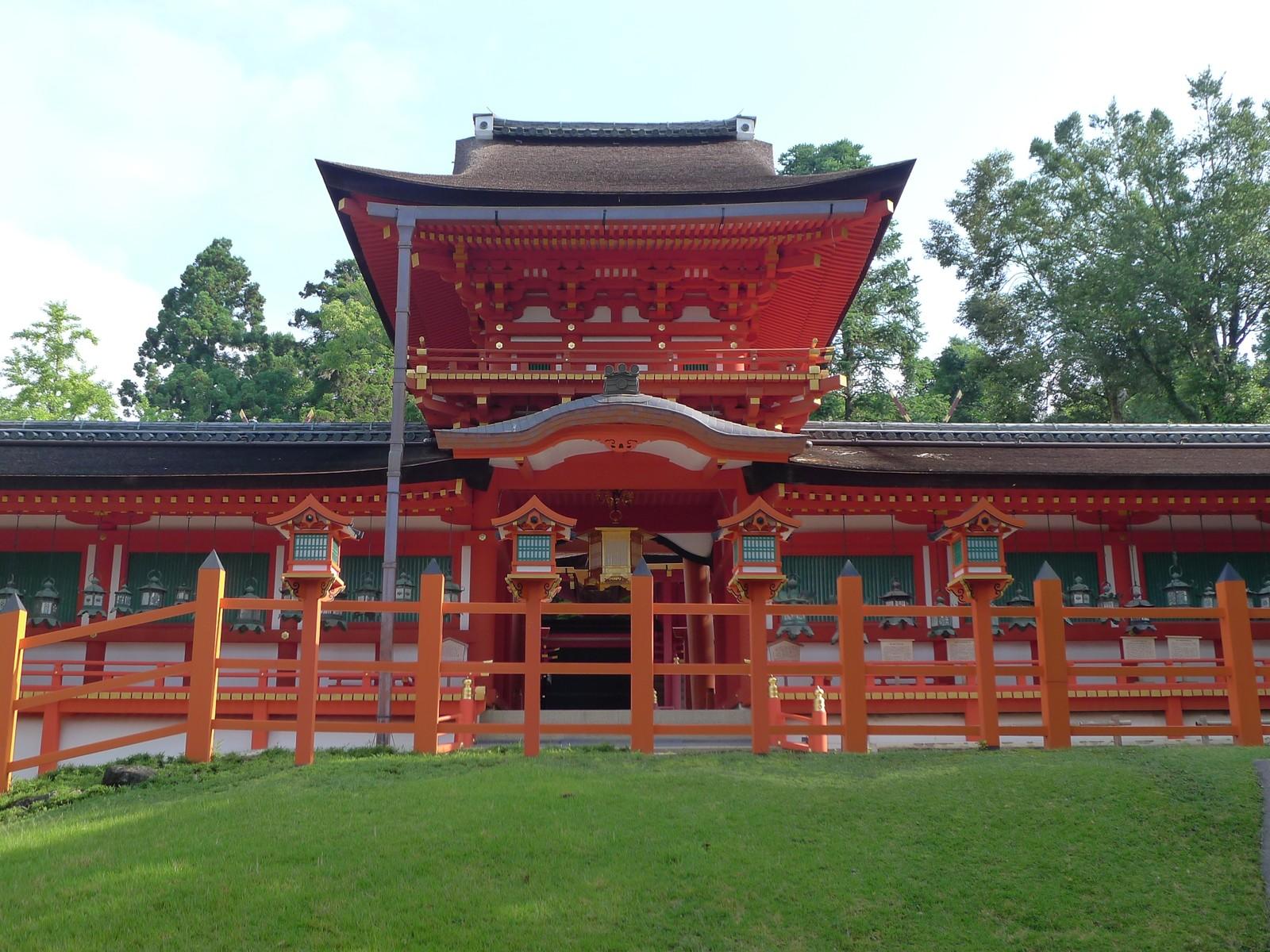 春日大社 - 奈良市ホームページ
