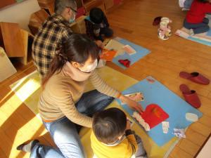11月のうさぎ組・ひよこ組の様子はこちら - 奈良市ホームページ