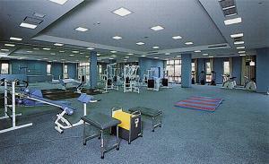 西部生涯スポーツセンター体育館の画像